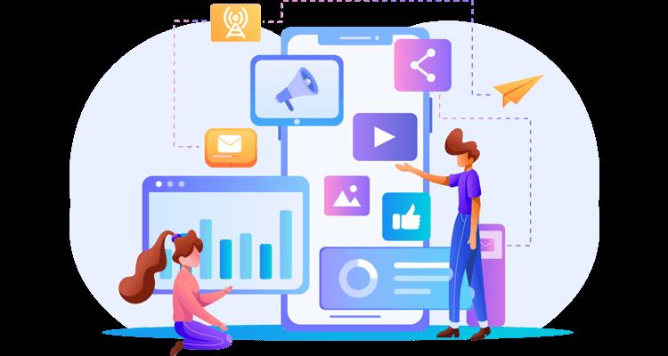 متخصصان بازاریابی دیجیتال